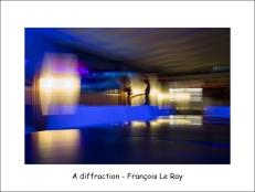 à diffraction flr