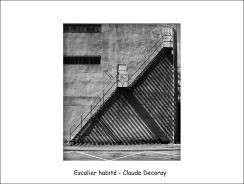 Escalier habité CD