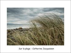 Sur la plage cj