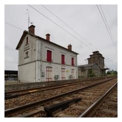 Gare de Rouillé